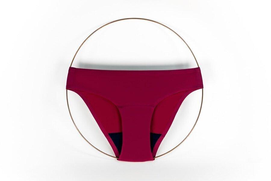 Smoon - Culotte menstruelle Séléné Flux Moyen Taille M
