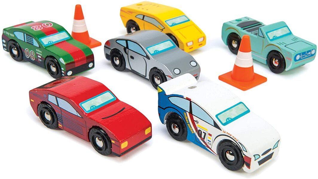 Le toy van - Les Voitures de Montecarlo