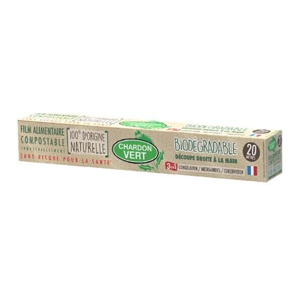 Chardon Vert - Film alimentaire étirable biodégradable