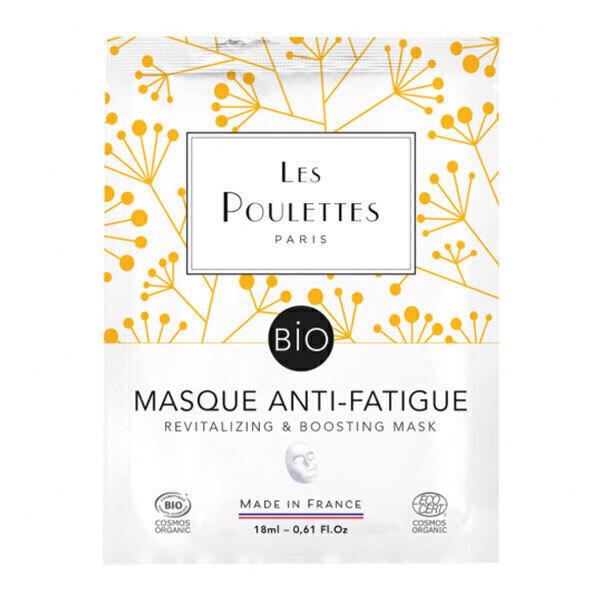 Les Poulettes - Masque anti-fatigue