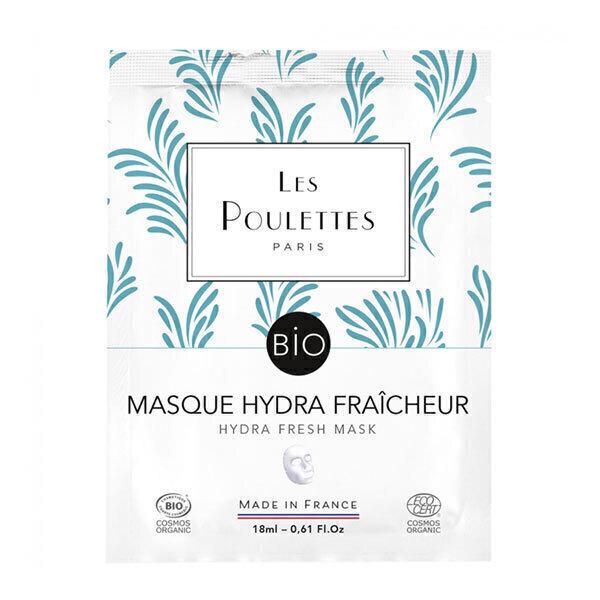 Les Poulettes - Masque hydra fraîcheur