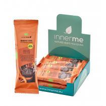 Innerme - Energy Bars 'Cacao-Orange' (12 x 40 g) - Bio & Vegan