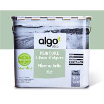 Algo Peinture - Verte Algo à base d'algues 100% naturelles (Flâner au jardin)