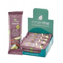 Innerme - Energy Bars 'Pomme-Cannelle' (12 x 40 g) - Bio & Vegan
