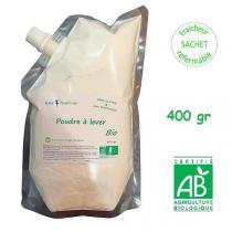 Terre Symbiose - Poudre à lever Bio 300g - 2 x 150g - Sans Gluten