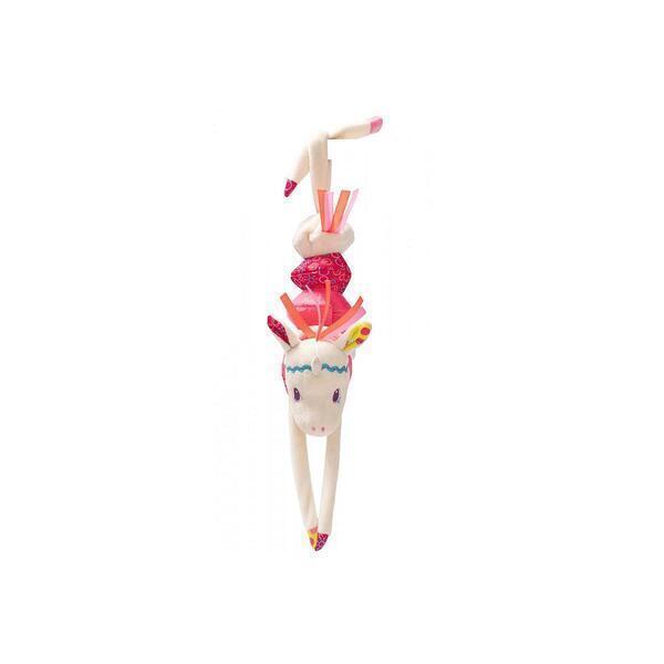 Lilliputiens - Mini peluche suspendre LOUISE