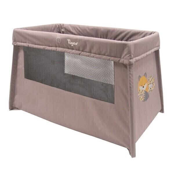 Tigex - Lit parapluie de voyage Honey Forest pour bébé