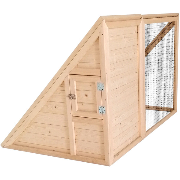 FOREST STYLE - Poulailler design MODERNE : AVA  2 poules - 1,5m²