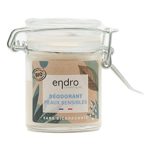 Endro Cosmétiques - Déodorant peaux sensibles 50ml