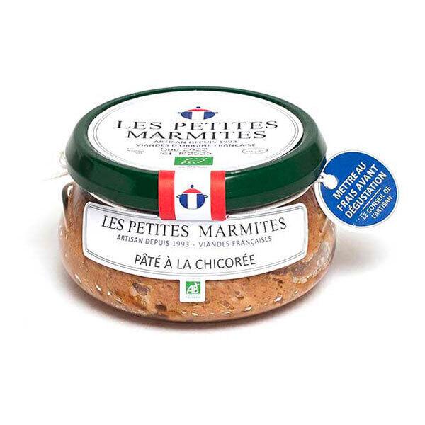 Les Petites Marmites - Pâté à la chicorée 150g