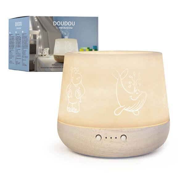 Pranarôm - Diffuseur d'huiles essentielles Doudou spécial bébé