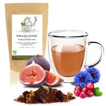 Phileas Lounge - Rooibos Cranberry Figue Bio-100g