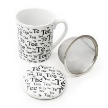 Phileas Lounge - Mug infuseur Tea