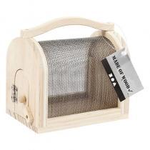 Creotime - Boîte à insectes en bois 11 x 7,5 x 10 cm