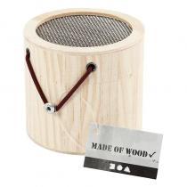Creotime - Boîte à insectes en bois à customiser - Ø 8,3 cm