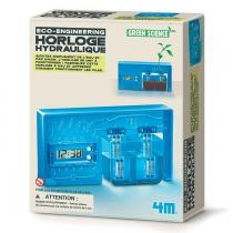 4M - Horloge hydraulique - Découverte de la science