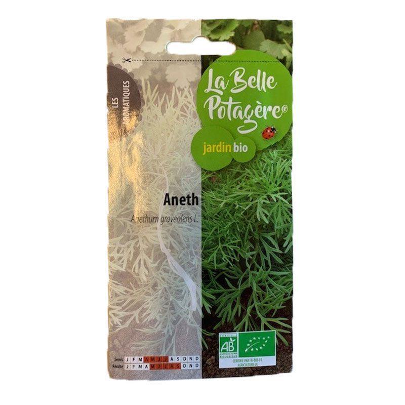 La Belle Potagère - Graines à semer - Aneth - 0,5 g