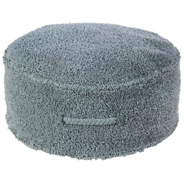 Lorena Canals - Pouf CHILL Lorena Canals Vintage Blue