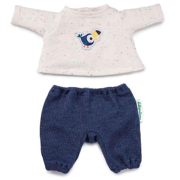 Lilliputiens - Pyjama poupée PABLO Lilliputiens