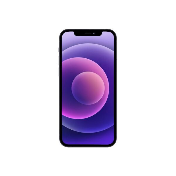 Apple - iPhone 12 64Go Violet - Comme neuf
