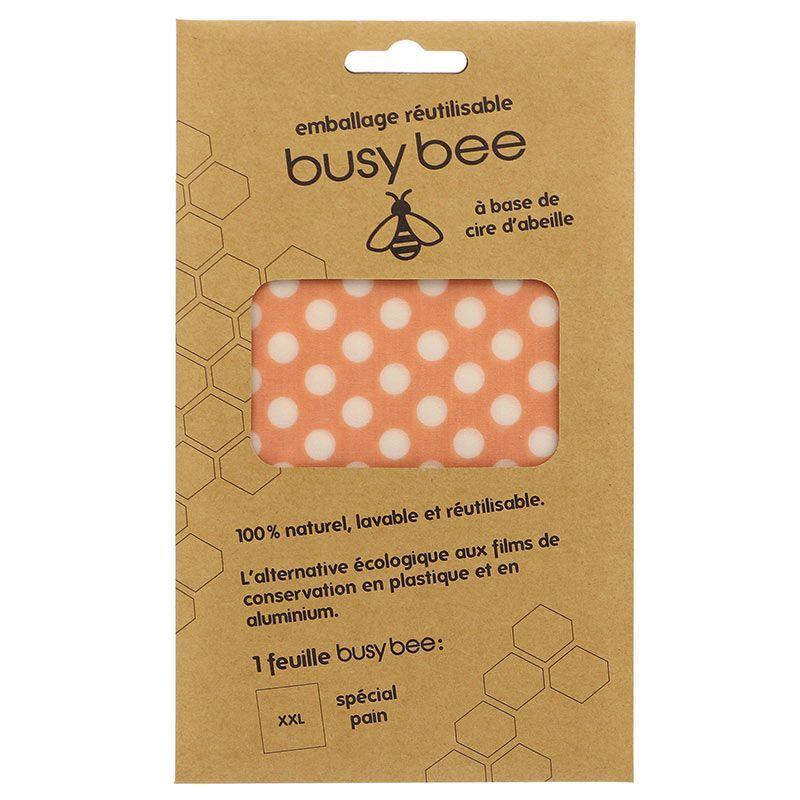 Aromandise - Emballage alimentaire réutilisable à la cire d'abeille spécial