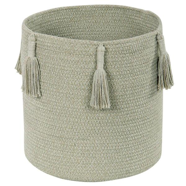 Lorena Canals - Panier 30x30cm WOODY Lorena Canals Olive