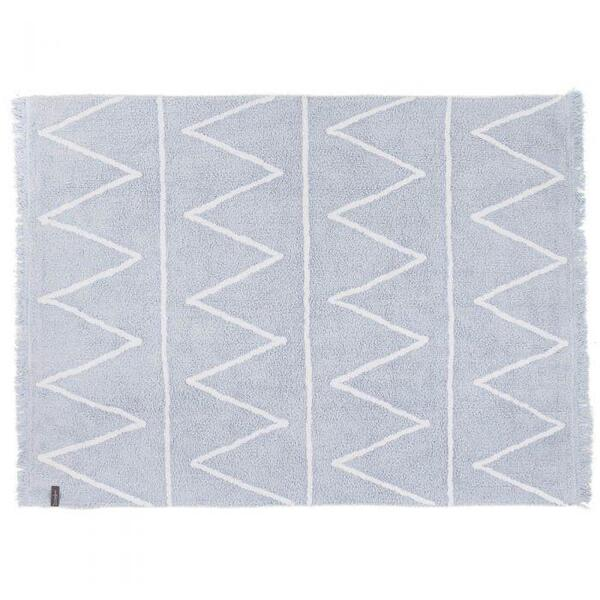 Lorena Canals - Tapis 120x160 HIPPY Lorena Canals blue