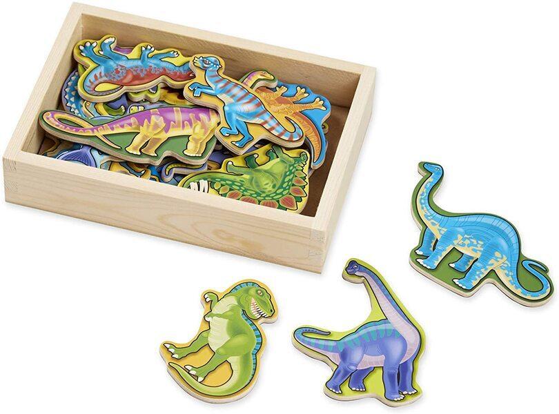 Melissa & Doug - Magnets dinosaures