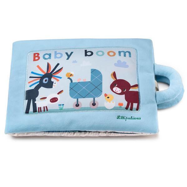 Lilliputiens - Livre d'activités BABY BOOM