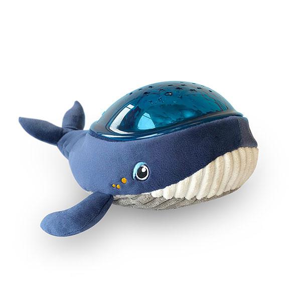 Pabobo - Projecteur dynamique baleine Aqua Dream