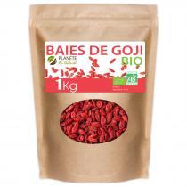 123gelules - Baies de Goji Bio - 1 kg