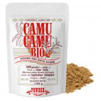 Powder - CAMU CAMU BIO * 100 portions / Camu camu poudre 100 g