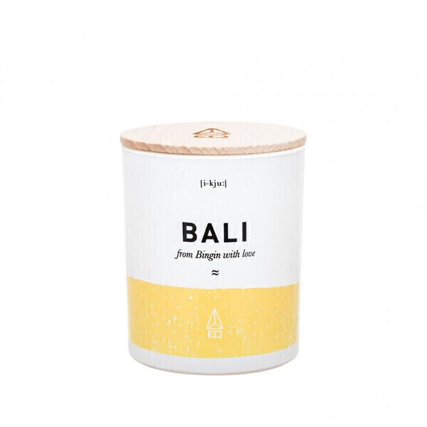 EQ - Bougie Parfumée Bingin Bali