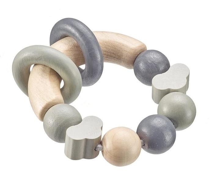 Selecta - Hochet nuages gris