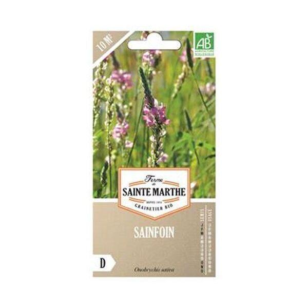 La ferme St-Marthe - Sainfoin Vivace AB pour 10 m² - Engrais Verts reproductibles bio
