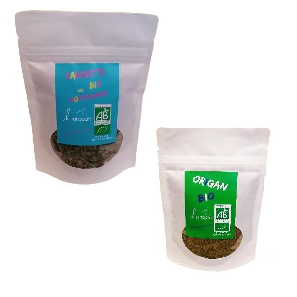 LE MONOPATI - 8 Herbes Bio