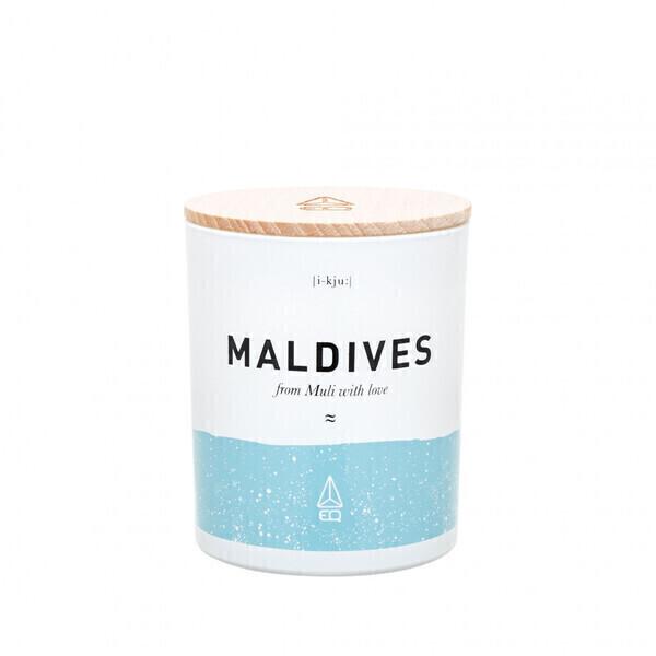 EQ - Bougie Parfumée Muli Maldives