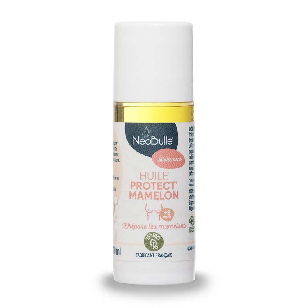 Néobulle - Protect Mamelon, huile de soin