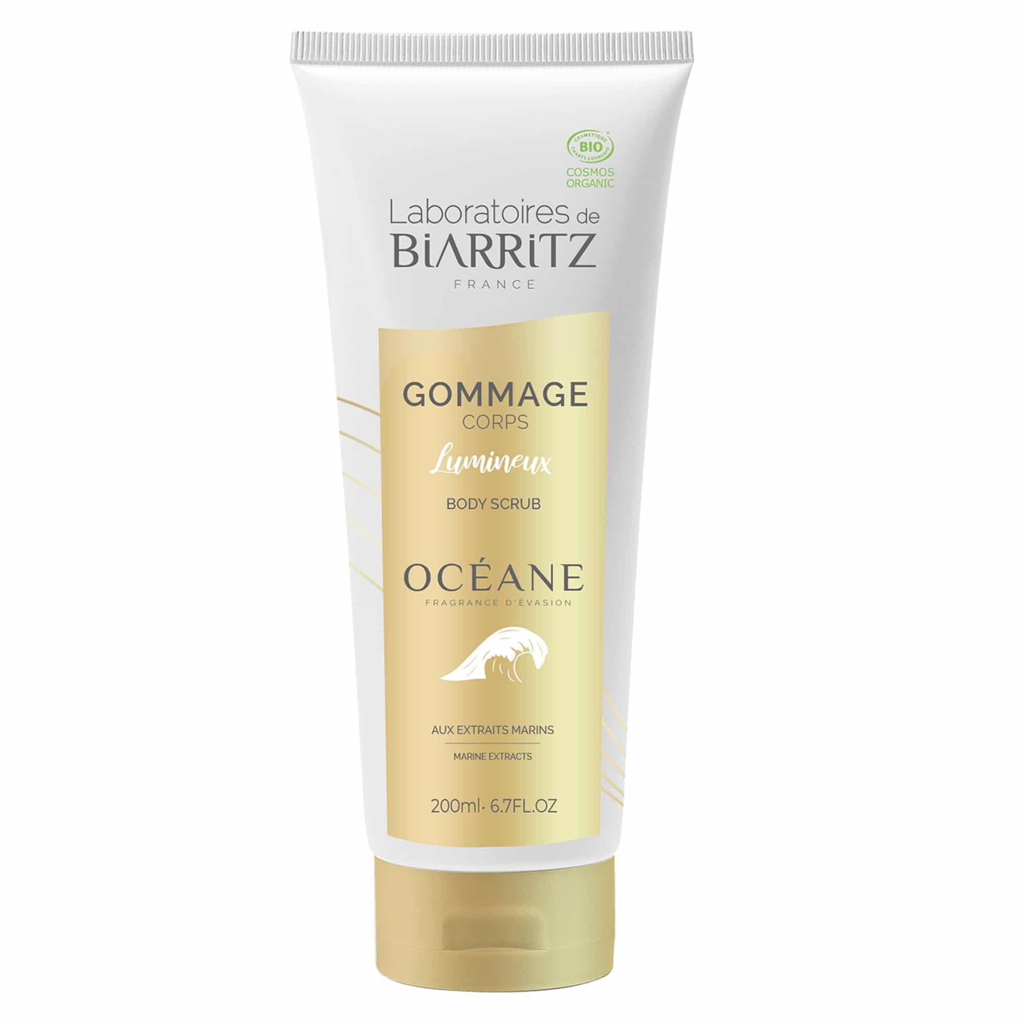 Laboratoires de Biarritz - Gommage certifié Bio