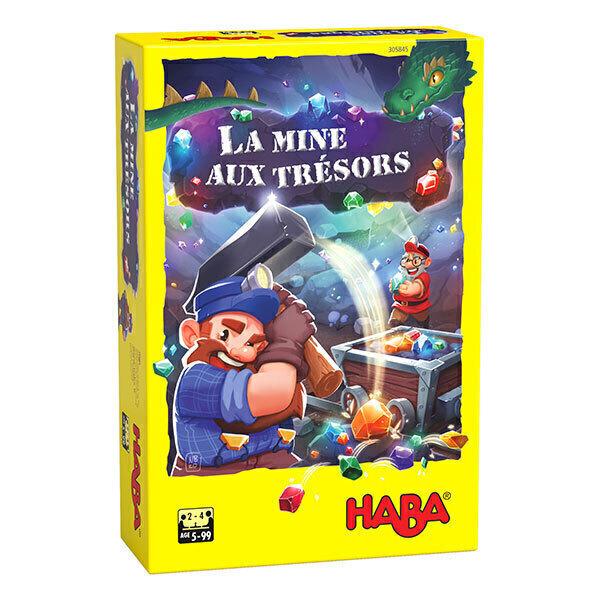 Haba - La mine aux trésors - Dès 5 ans