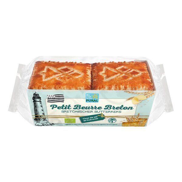 Pural - Petit beurre breton 220g