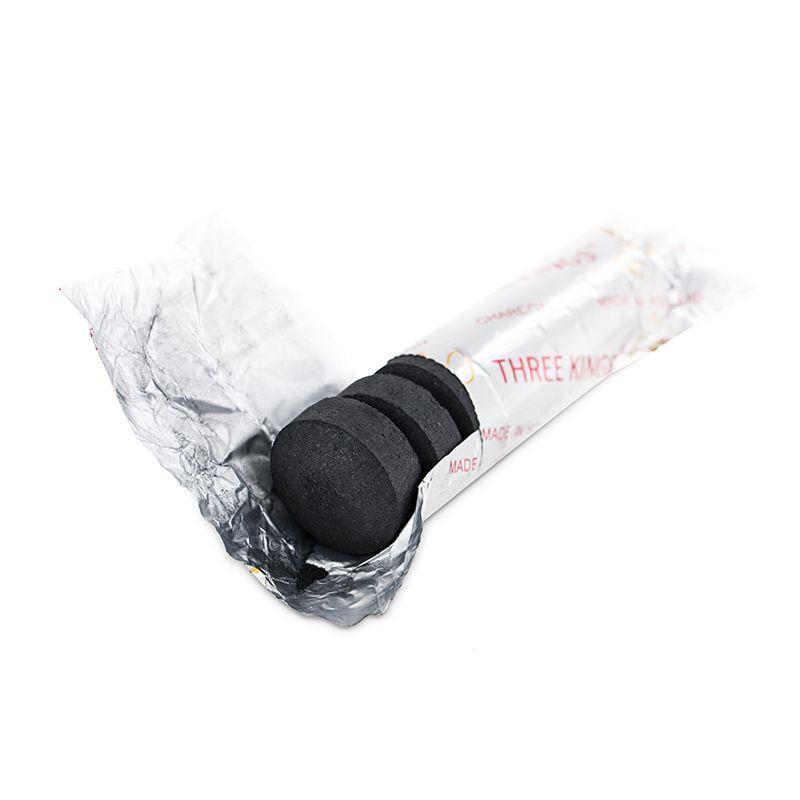 Aromandise - 2 rouleaux de charbon