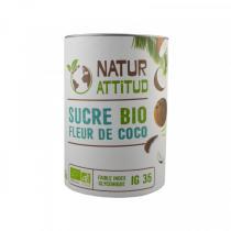 Natur Attitud - Sucre Fleur de Coco Bio - 500 gr