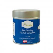 Kuriote - Blue Earl Grey - Thé Noir Bergamote - 100g