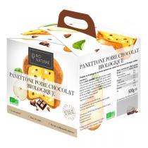 Bio Naturae - Panettone poires chocolat 500g