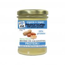 I Love Me Attitude - Beurre de Cacahuète protéine bio