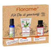 Florame - Kit DIY cheveux