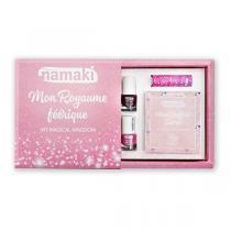 Namaki - Coffret de maquillage festif Mon Royaume féérique - Dès 3 ans