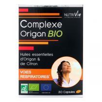 NutriVie - Complexe origan Bio x30