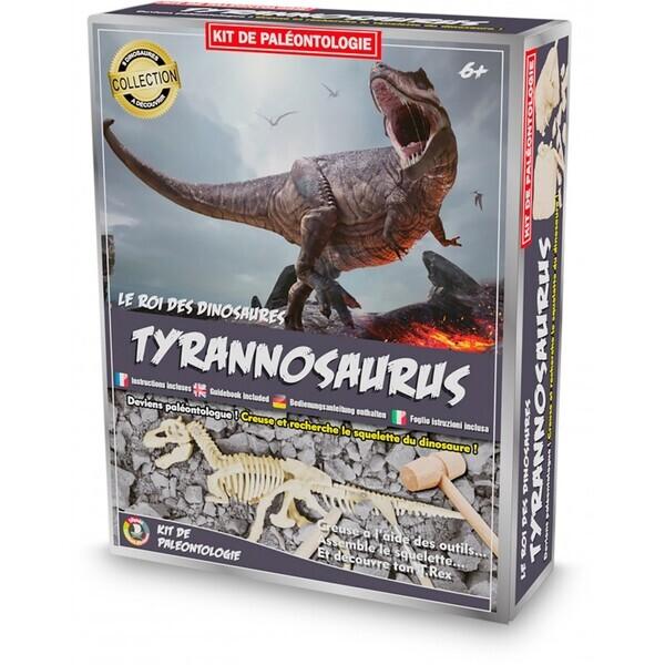 Ulysse - Kit Paleo - Tyrannosaure
